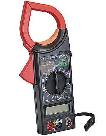 Alicate Amperímetro / Multímetro - 1000A - LB-266C
