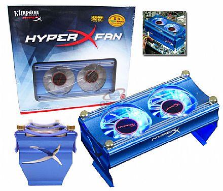 Cooler para Memória - até Triple Channel - Kingston HyperX Fan KHX-FAN