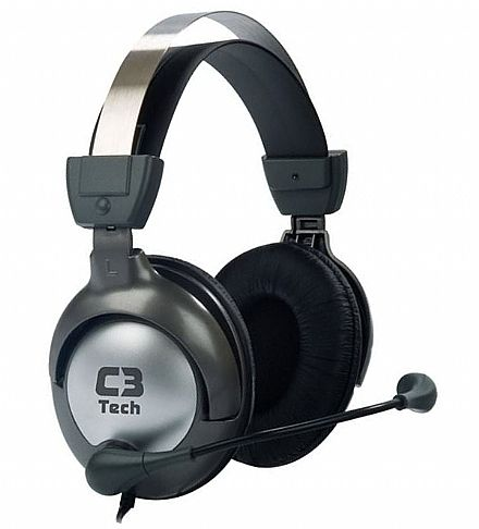 Headset C3 Tech Gamer Raptor - MI-2870RS
