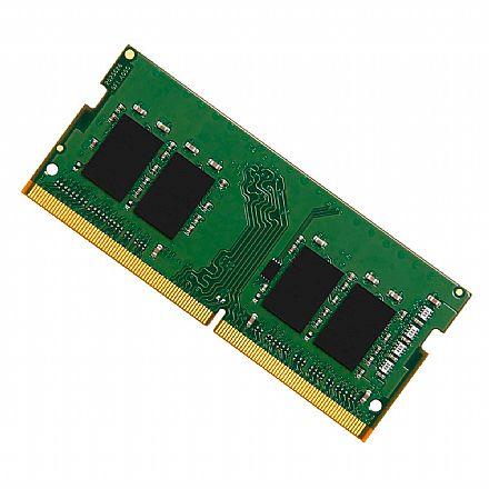 Memória SODIMM 2GB DDR3L 1600MHz - para Notebook - Low Voltage - PC3L-12800