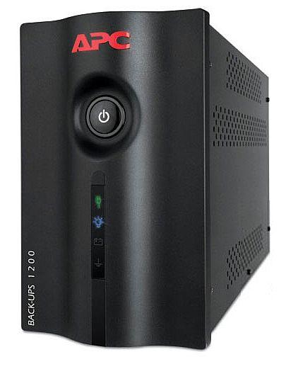 No-Break 1200VA APC Back-UPS - BZ1200-BR - Bivolt - Semi Senoidal
